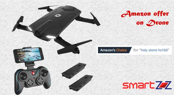 Two Most Popular Camera Drones Is On Sale For Just 89 And 79