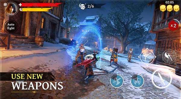 Iron Blade: Medieval Legends RPG by Gameloft's – 2019 Gameplay